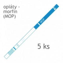test na drogy - SureScreen - OPI300 Test Strip – testovací proužek na opiáty, morfin 5ks